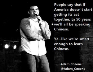 40 Absolutely Hilarious Stand Up Quotes