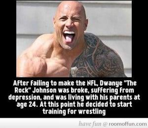 The Rock Quotes Dwayne Dwanye