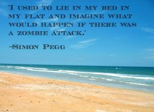 Simon Pegg quote