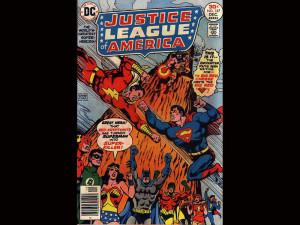 Justice League Superman and Shazam