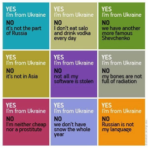 ... FAQ: all the questions Ukrainians are undoubtedly sick of answering