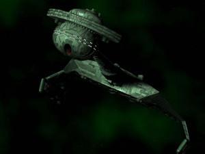 Star Trek Klingon Battlecruiser Wallpaper Wallpape...