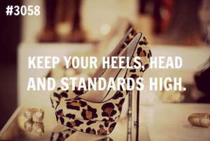 Keep Your Head High Quotes