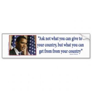 Anti Obama Budget...