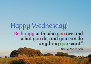 Nice wednesday quotes and sayings