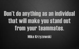 Best Coach K Quotes
