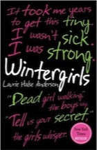 Wintergirls by Laurie Halse Anderson – review