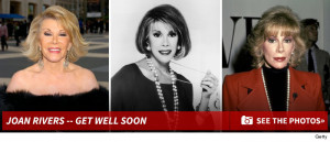 Joan Rivers Backtracks On Palestine Remarks Says They Images - Joan ...