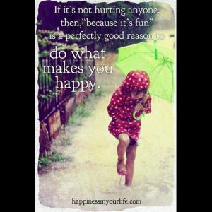 Play in the rain!!