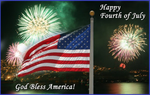 as the independence day in the united states of america