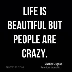 Quotes by Charles Osgood