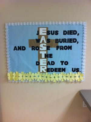 Bulletin Boards Ideas Christian...