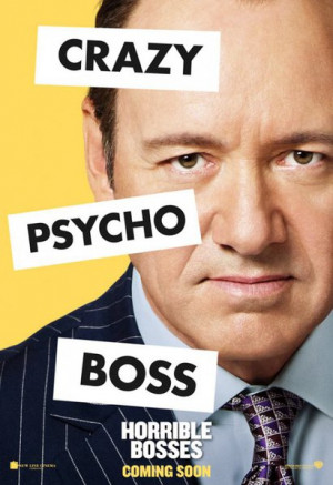 Funny Posters - Horrible Bosses (5)