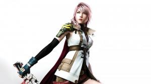 Lightning - Final Fantasy XIII wallpaper