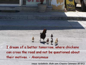 funniest quotes ever chickens Funniest Quotes Ever In The World