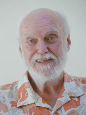 Ram Dass, aka Baba Ram Dass, born Richard Alpert