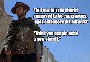 clint eastwood western movie quotes
