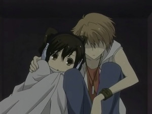 Haruhi and Hikaru, the Great First Date Strategy