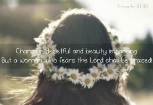bible quotes virtuous woman