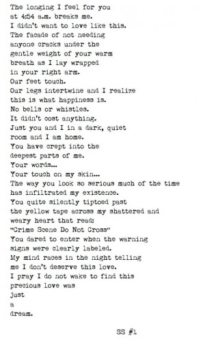 love poetry   Tumblr love longing desire poems: Prose And Poetry, Time ...