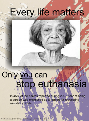 Quotes Against Euthanasia