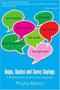 Language Arts Quotes Quips, quotes and savvy