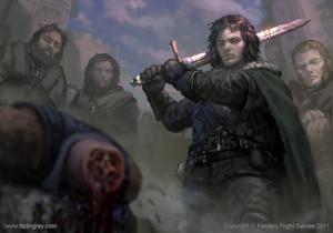 Execution by Lukasz Jaskolski ADWD Spoilers ( awoiaf.westeros.org )
