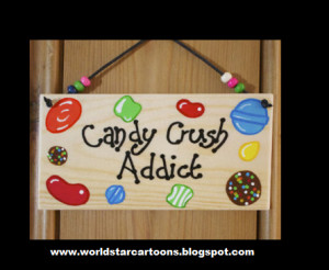 Candy Crush Welcome Sign Funny !!! Funny Pictures Share on FaceBook ...