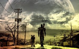 Fallout mans best friend dogs games quotes