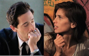 Adrien Brody Wenn Couple...