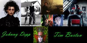 ... bow quote quote persons craziness persons reality tim burton movies