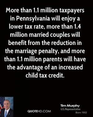 More than 1.1 million taxpayers in Pennsylvania will enjoy a lower tax ...