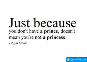 Just Because You Don