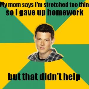 Glee Funny
