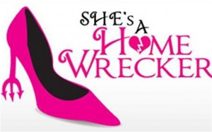 She's A Homewrecker is a website dedicated to homes and the women ...
