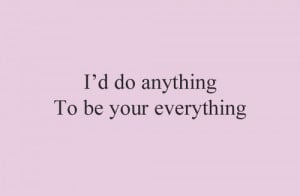 you are my everything quotes tumblr