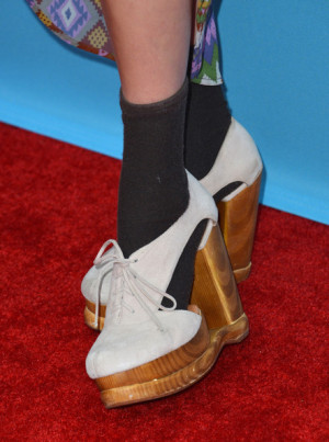 Heather Morris Style Heels