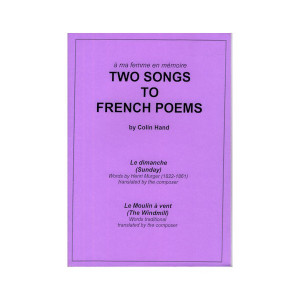 French Poems with English Translation