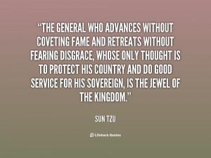 General Sun Tzu Quotes