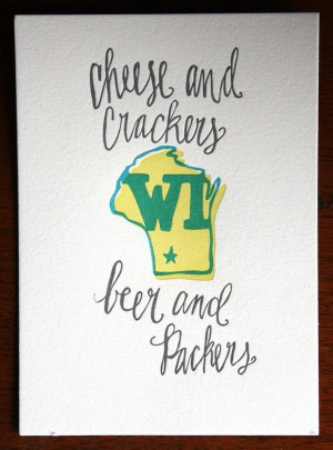 packers rule!Wisconsin, Beer, Quotes, Greenbay, Cheese, Packers Fans ...