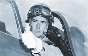 Ted Williams was one of many major league baseball players that served ...