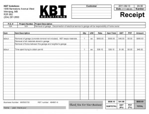 quotes receipts example demolition receipt jpg professional quotes ...