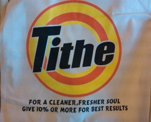 Tithe - Funny