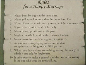 ... stood by these there would be so many happier marriages husband quote