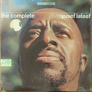 Yusef Lateef The Complete Atlantic 1499 STEREO SHRINK
