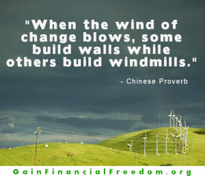 Economic Quotes by Famous People Build Windmills