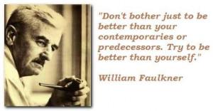 William faulkner famous quotes 5