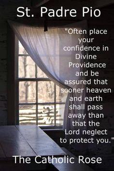 St. Padre Pio More