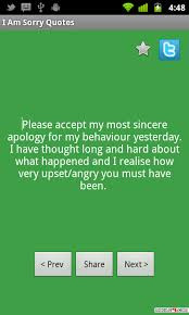 More Quotes Pictures Under: Sorry Quotes