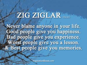 Quotes Zig Ziglar Life